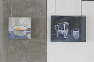 Pots & Cats, installation view