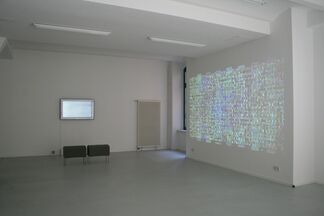 Casey Reas   Century, installation view