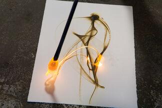 Etsuko Ichikawa: Vitrified, installation view