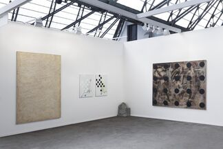 Tina Kim Gallery at Art Brussels 2017, installation view