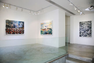 The Land is So Rich in Beauty, installation view