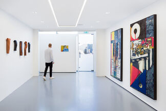 GRIMM at Frieze New York 2020, installation view