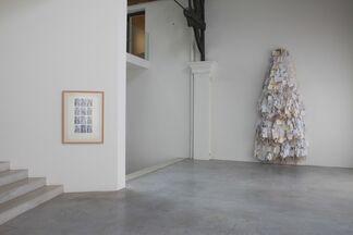 Hassan Sharif, installation view