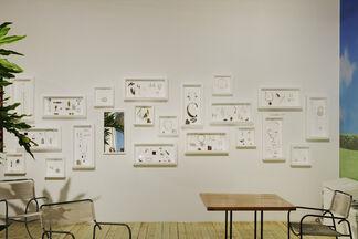 Mark McDonald at Design Miami/ 2013, installation view