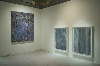 The Context of my Humble Life in Paintings and Drawing : Juin SHIEH, installation view