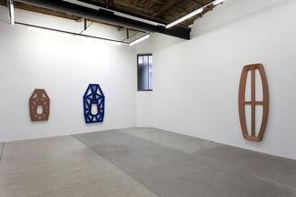 Blair Thurman, installation view