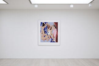 Patrick Caulfield Online Viewing Room selected by Alan Cristea, installation view