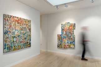 Neale Howells, installation view