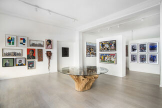 From The Horse's Mouth, installation view