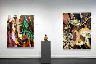 ASGER and ADAM, installation view