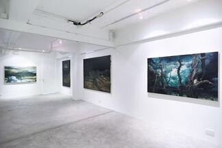 "Nashunbatu: ""Stop Thinking, Start Breathing"", installation view"