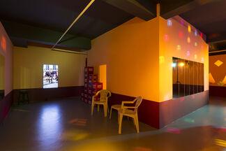 Las Golondrinas, installation view