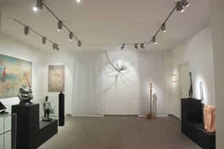 5 YEARS CONTEMPORARY CLASSIC   Group Show, installation view