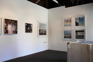 NextLevel Galerie at Paris Photo Los Angeles 2015, installation view