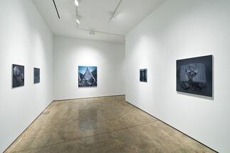 Carl Hammoud: Anti Image, installation view