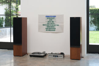 Contort Yourself, Curated by The Modern Institute, installation view