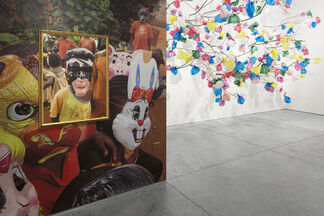 COLORFUL LINE - PASCALE MARTHINE TAYOU, installation view