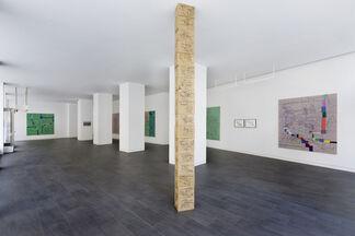 Laurent Ajina: California_LINE, installation view