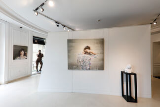 Andy Denzler - Fragmented Identity, installation view