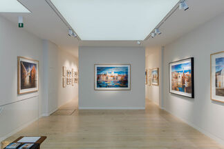 Ed Kluz - Pastscapes, installation view