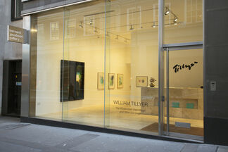 William Tillyer: The Wildenstein Hermitage and other paintings, installation view