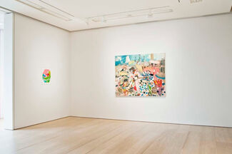 "Aya Takano: ""Heaven Is Inside Of You"" at 50 CONNAUGHT ROAD CENTRAL Hong Kong, installation view"