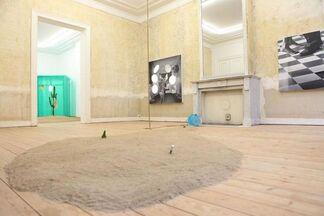 """Thorsten Kirchhoff  - """"Mxican Rdio"""", installation view"""