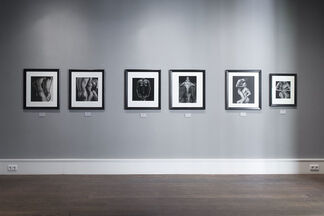 Herb Ritts, installation view
