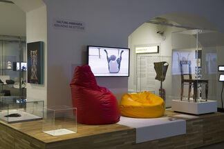 MAK Design Lab, installation view