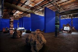 Adrián Villar Rojas: The Theater of Disappearance, installation view