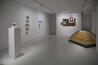 Thierry Geoffroy | Always Question the Structure #documentasceptic, installation view
