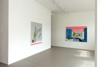 GUY YANAI Life in Germany, installation view