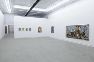 Live By The Sun, Love By The Moon, installation view