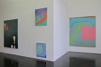 Goodbye to my Imaginary Friends - Solo show Steye Felix (1990 Groeningen, NL), installation view