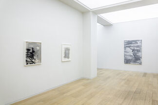 Gary Simmons: Dancing in Darkness, installation view