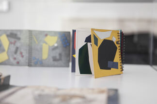 Paulo Bruscky: Artist Books and Films, 1970-2013, installation view