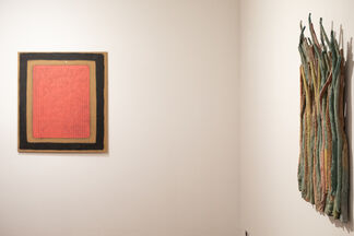 Emblema, Francolino, Scodro, installation view
