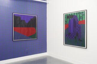 Jon Key, Violet: Mythologies and Other Truths, installation view