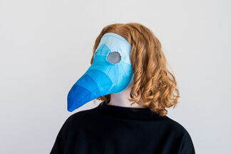CREATE + PROTECT: Fashioning Safety in Times of Pandemic, installation view