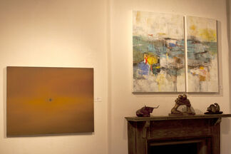 Other Worlds - John Axton and Tamar Kander, installation view