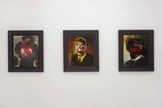 Keith Tyson - A Mystery to Myself, installation view