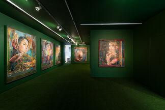 Andrew Salgado: The Snake, installation view