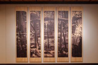 "Yasuo Kiyonaga Photo exhibition ""Piece of Memories"", installation view"