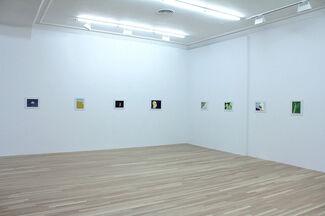 Alex Katz: Small Paintings 1987-2013, installation view