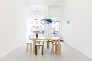 Ciao Amico Mio by Kueng Caputo, installation view