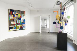 Kaleidoscope, installation view