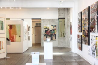 Suspended Moments, installation view
