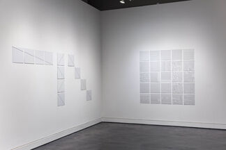 Jennifer Bartlett: Point, Line, Square, Getting Somewhere, installation view