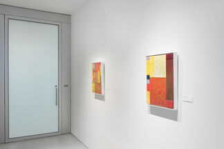 William T. Williams: Recent Paintings, installation view