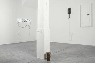 Sandra Erbacher: Standard Deviations, installation view